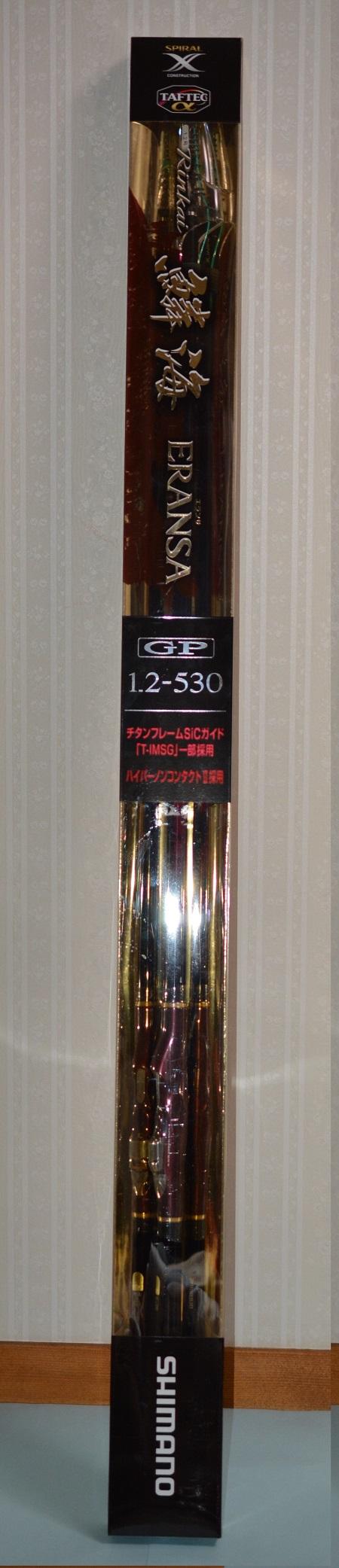 2014年03月22日 竿, 鱗海 ERANSA GP