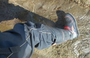 2014年04月07日 NG, 長靴, 江の島, ウノクソ, 磯釣り