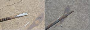 2014年05月12日 グラインダー加工, ピトン, チャラン棒