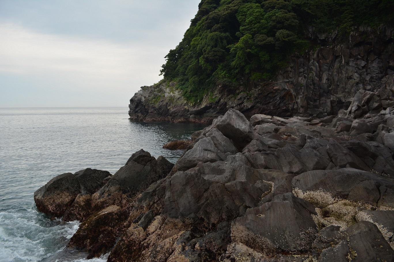 2014年07月13日 真鶴, 釜の口, 磯釣り