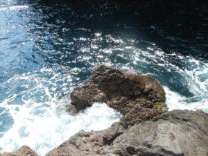 2014年08月15日 真鶴, 釜の口, 磯釣り