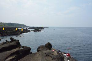 2016年06月06日 三浦半島, 城ヶ島, 四畳半, 磯釣り
