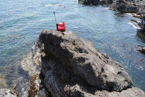 2017年05月22日 真鶴, 対石, 磯釣り