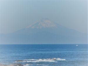 2017年12月23日 富士山, 三浦半島, 城ヶ島, 磯釣り