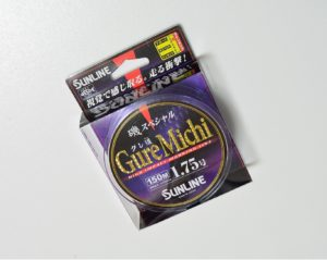 2018年02月18日 開封前, 道糸, 磯スペシャル GureMichi