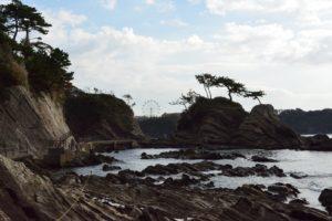 2018年11月11日 観覧車, 荒崎, 横須賀, 磯釣り