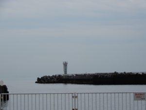2018年10月15日 灯台, 大磯, 大磯港, 堤防釣り
