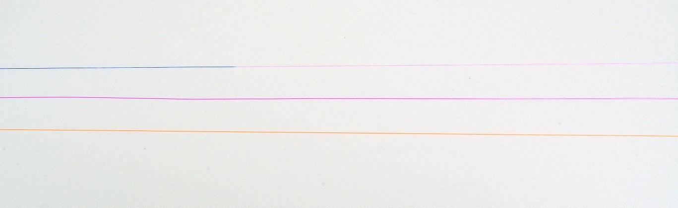 2018年12月09日 比較, 道糸, 磯スペシャル競技 マスラード II, 磯スペシャル GureMichi, 磯スペシャル ビジブルプラス