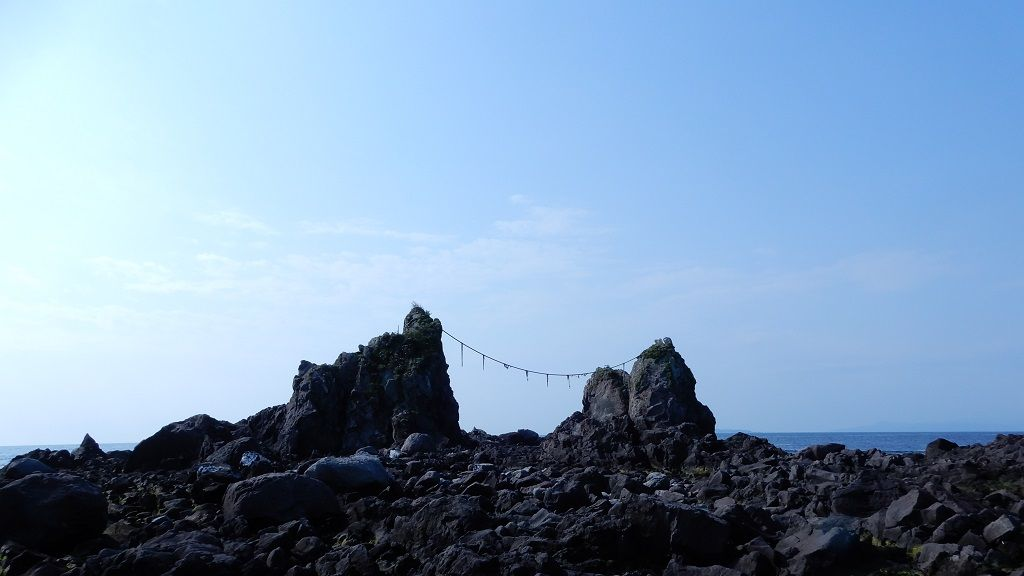 2019年05月04日 真鶴, 三ツ石, 磯釣り