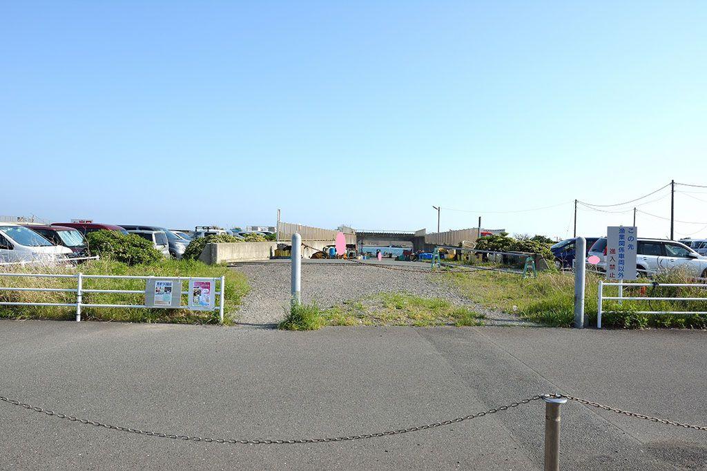 入口, 平塚, ひらつかタマ三郎漁港, 平塚新港, 堤防釣り