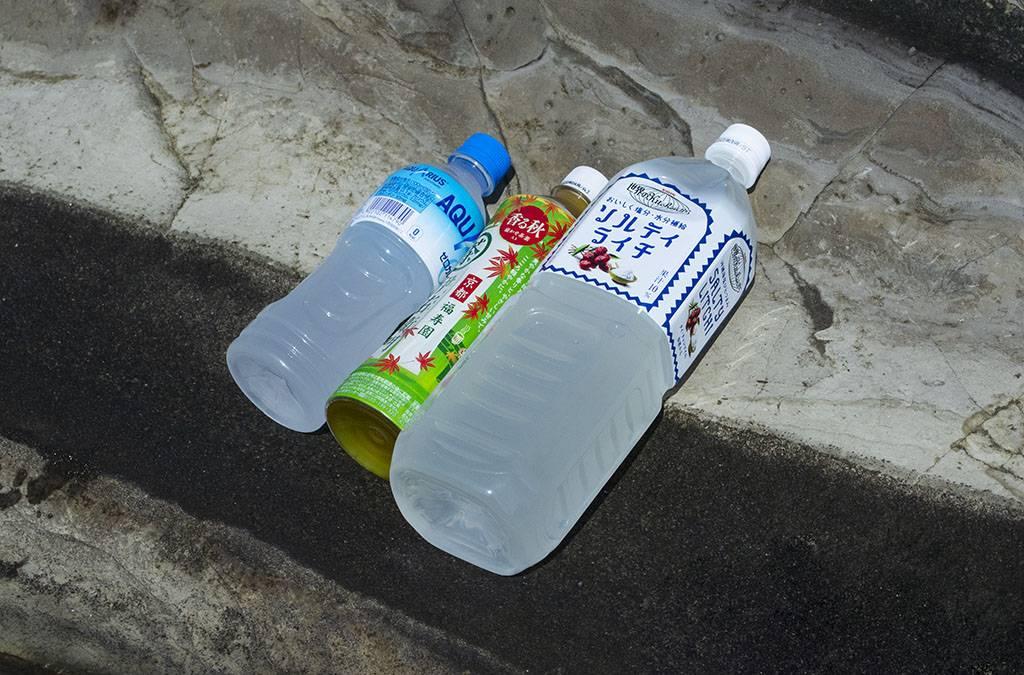 飲み物, 水分補給, ペットボトル, 釣り