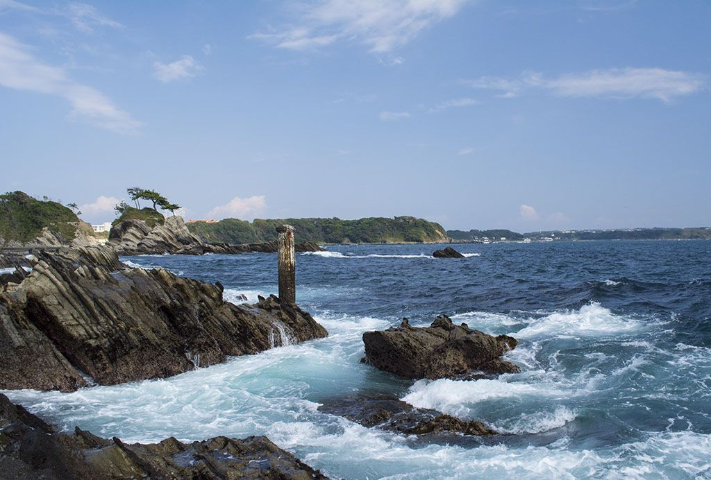 どんどん引き, 荒崎, 横須賀, 釣り