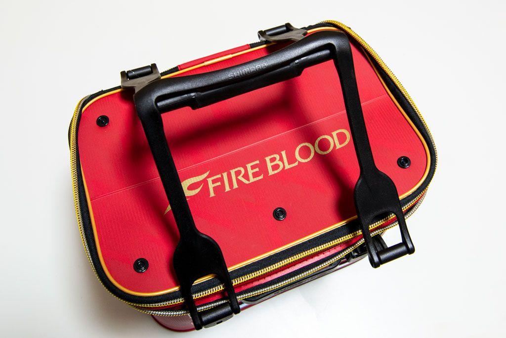 合致, ハンドル,ハードバッカン, FIRE BLOOD, BK-112T